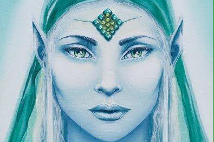 In gesprek met Emerald Lady